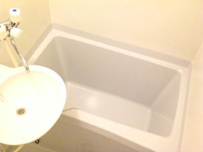 【浴室】レオパレスオネスティ