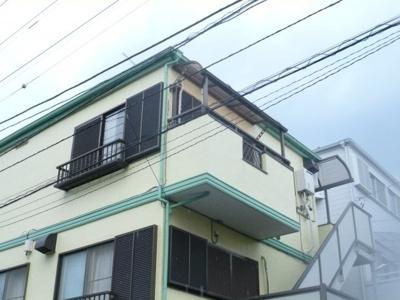 【外観】スペースハウス小金原