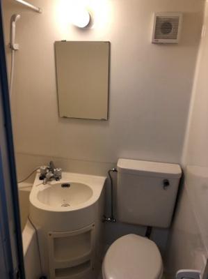 【トイレ】ジュネパレス松戸第65