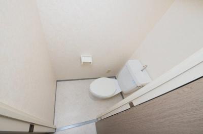【トイレ】インシュランスビルディングⅩⅣ北松戸