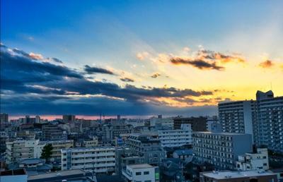 【展望】インシュランスビルディングⅩⅣ北松戸