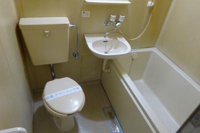 【浴室】ラフィーヌ二ツ木A棟