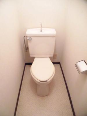 【トイレ】第二春実マンション
