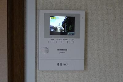 【セキュリティ】サンパレス馬橋2番館