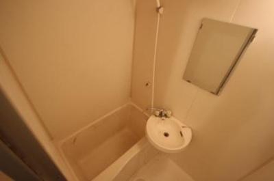 【浴室】サンパレス松丸