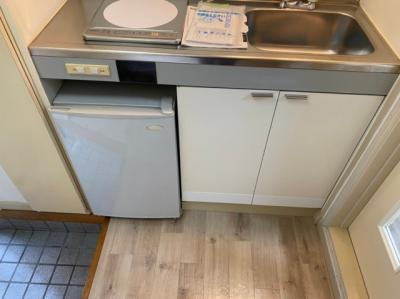【キッチン】グランドメゾン松戸