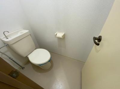 【トイレ】シャテロ松戸