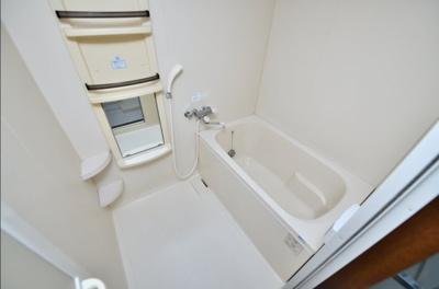 【浴室】インシュランビルディングXIX松戸