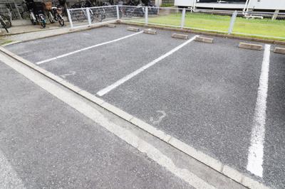 【駐車場】ビレッジハウス栗ヶ沢1号棟