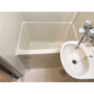 【浴室】ジョイフル松戸