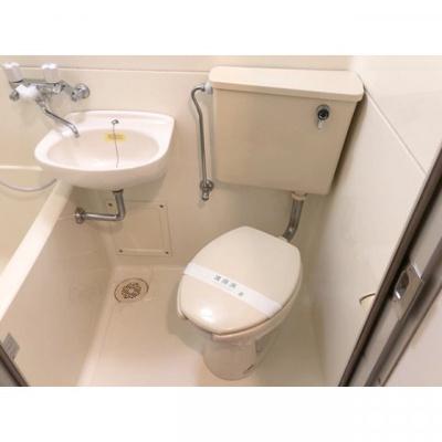 【トイレ】ジョイフル松戸