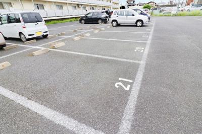 【駐車場】ビレッジハウス串崎2号棟