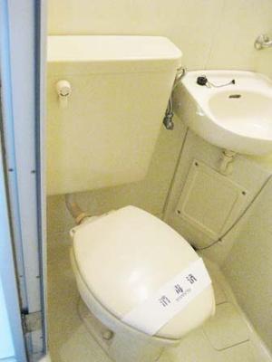 【トイレ】ノーリーズン松戸