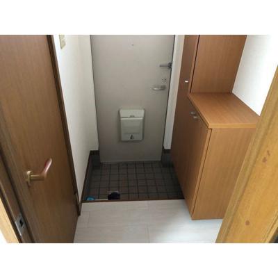 【玄関】サニービレッジ1番館