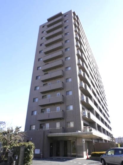 2006年1月築、総戸数87戸~住まいの安全をバックアップしてくれるオートロック、TVモニターホン、窓防犯センサーなど設置