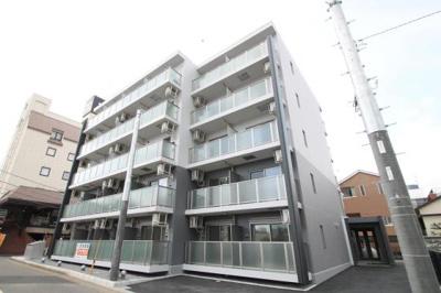 水戸駅北口徒歩約8分★新築1Kマンション