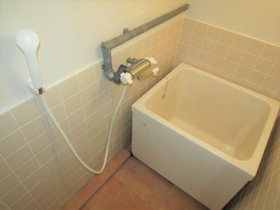 【浴室】長森マンション