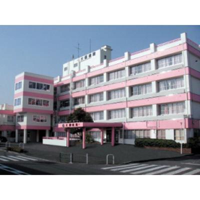 病院「医療法人財団逸生会大橋病院まで961m」