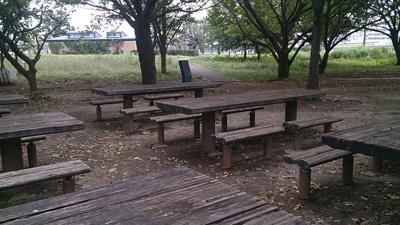公園「区立赤羽自然観察公園まで506m」