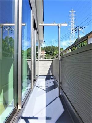 【バルコニー】神戸市垂水区学が丘4丁目 1号棟 新築戸建