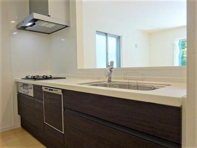 【キッチン】神戸市垂水区学が丘4丁目 1号棟 新築戸建