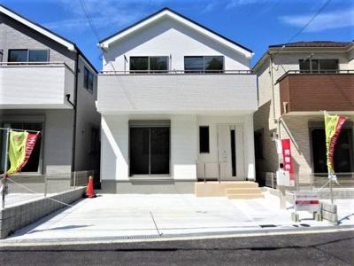 【外観】神戸市垂水区学が丘4丁目 2号棟 新築戸建