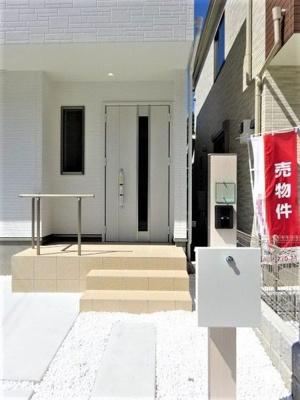 【玄関】神戸市垂水区学が丘4丁目 2号棟 新築戸建