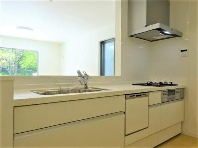 【キッチン】神戸市垂水区学が丘4丁目 2号棟 新築戸建