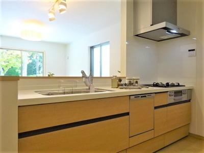 【キッチン】神戸市垂水区学が丘4丁目 3号棟 新築戸建