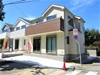 【外観】神戸市垂水区学が丘4丁目 3号棟 新築戸建