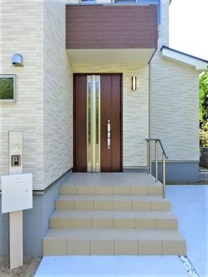 【玄関】神戸市垂水区学が丘4丁目 3号棟 新築戸建