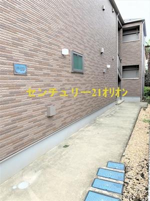 【エントランス】ハウスCUBE2