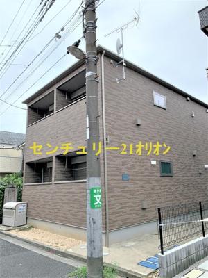 【外観】ハウスCUBE2