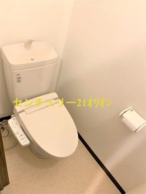 【トイレ】ハウスCUBE2