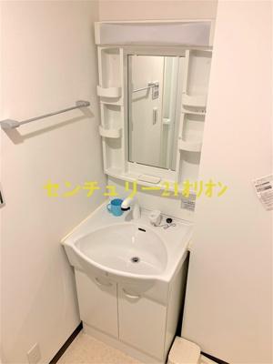【洗面所】ハウスCUBE2