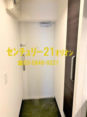 【玄関】Forst Residenz Nakamurabashi