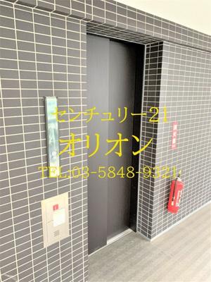 【その他共用部分】Forst Residenz Nakamurabashi