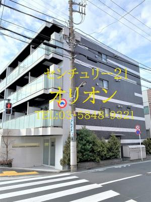 【外観】Forst Residenz Nakamurabashi