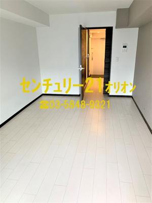 【洋室】Forst Residenz Nakamurabashi