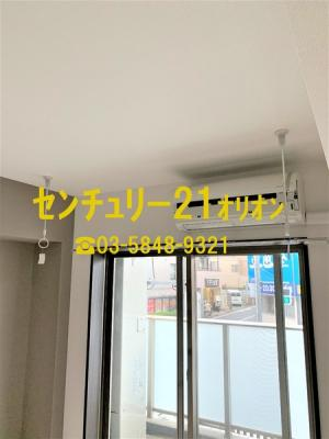 【設備】Forst Residenz Nakamurabashi