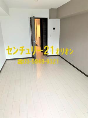 【居間・リビング】Forst Residenz Nakamurabashi