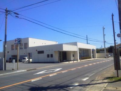 常陽銀行波崎支店まで620m