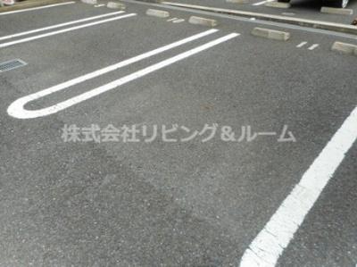 【駐車場】グラン・ソレイユ
