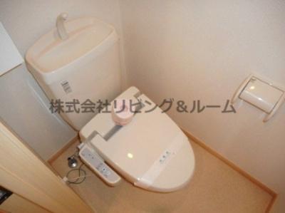 【トイレ】グラン・ソレイユ