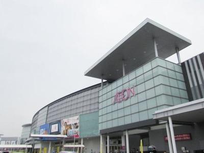イオンモール福岡まで2400m