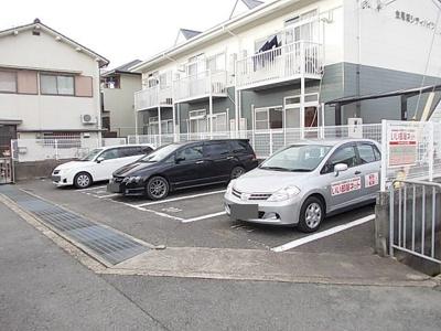 【駐車場】金尾塚シティハイツ