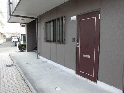 【エントランス】松風壱番館