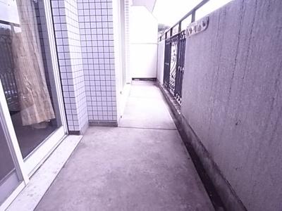 【バルコニー】グリーンパレス塩屋