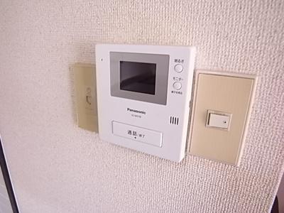 【セキュリティ】グリーンパレス塩屋