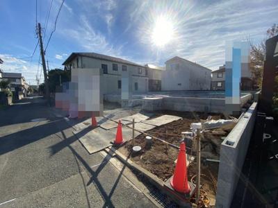 【設備】東大和市南街3丁目・全2棟 新築一戸建 1号棟 ~2面採光~
